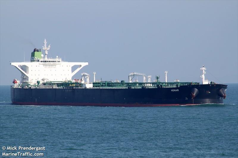 Tercer buque cisterna con combustible iraní en camino hacia el Líbano