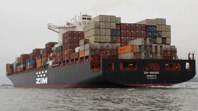 Seaspan aumenta su cartera de pedidos récord mientras Zim ejerce la opción de los buques portacontenedores