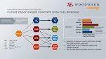 Woodward L'Orange ofrece una tecnología de «motor flexible» para lograr el objetivo de reducir las emisiones hasta 2050